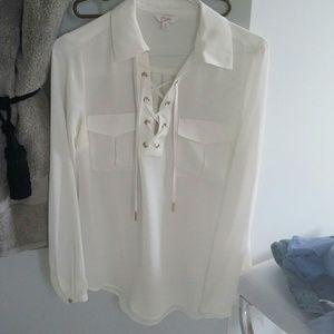 Women's Candies blouse. M nwot